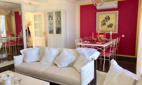 Apartment in Santiago del Teide,  Los Gigantes, 100 m2, fully furniture, terrace, garage, parking   | 2