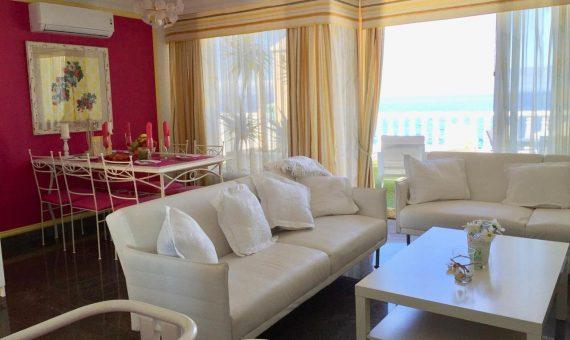 Квартира в Сантъяго-дель-Тейде,  Лос Хигантес, 100 м2, с мебелью, террасса, гараж   | 4