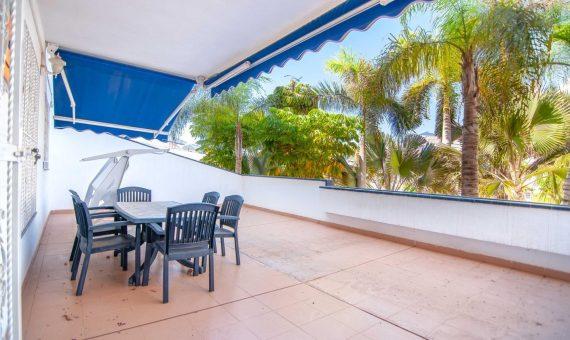 Квартира в Арона,  Лос-Кристианос, 110 м2, с мебелью, террасса, гараж   | 4