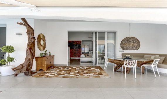 Вилла в Арона,  Чайофа, 250 м2, с мебелью, сад, террасса   | 4
