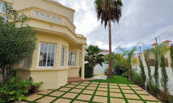 Apartment in Adeje,  Playa de Fañabe, 64 m2, garden, terrace   | 1
