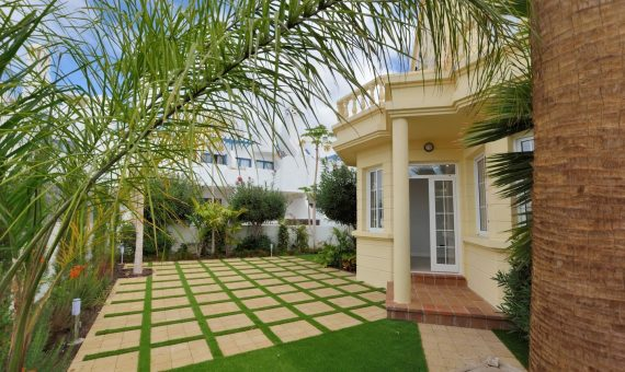 Apartment in Adeje,  Playa de Fañabe, 64 m2, garden, terrace   | 3