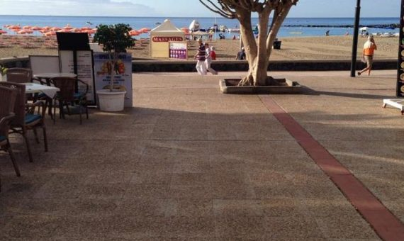 Commercial premise in Arona,  Los Cristianos, 150 m2, terrace   | 123081-570x340-jpg