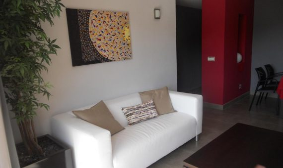 Apartment in Santiago del Teide,  Puerto Santiago, 89 m2, fully furniture, terrace, garage, parking   | 2