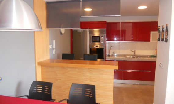 Apartment in Santiago del Teide,  Puerto Santiago, 89 m2, fully furniture, terrace, garage, parking   | 4