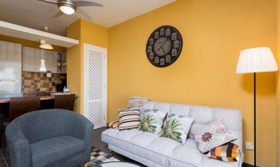 Apartment in Adeje,  Playa de Fañabe, 47 m2, fully furniture, terrace   | 123327-570x340-jpg