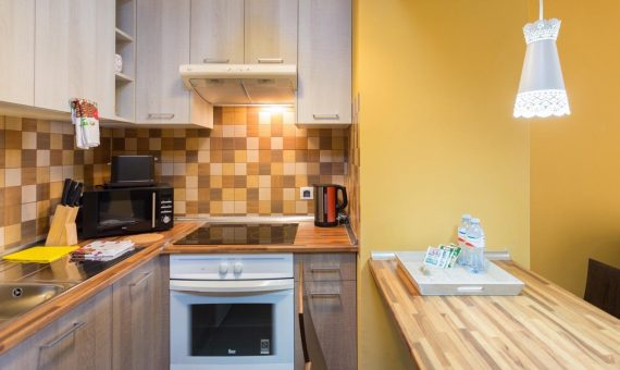 Apartment in Adeje,  Playa de Fañabe, 47 m2, fully furniture, terrace   | 1