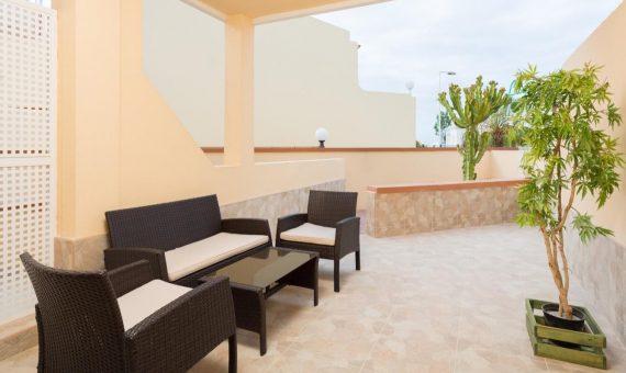 Apartment in Adeje,  Playa de Fañabe, 47 m2, fully furniture, terrace   | 4