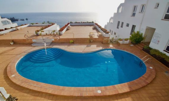 Apartment in Santiago del Teide,  Playa la Arena, 55 m2, terrace   | 123705-570x340-jpg