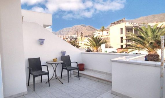 Apartment in Santiago del Teide,  Playa la Arena, 55 m2, terrace   | 2