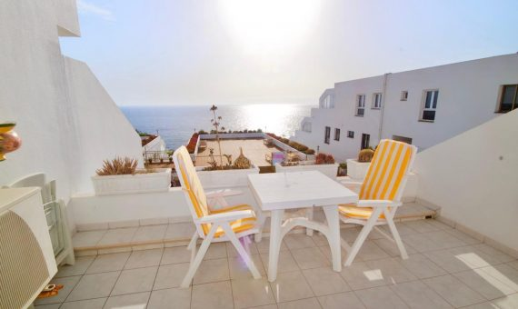Apartment in Santiago del Teide,  Playa la Arena, 55 m2, terrace   | 1