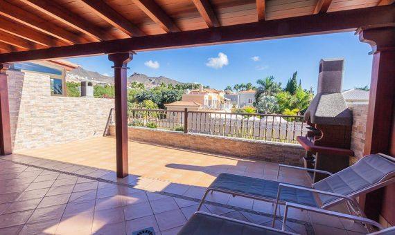 Вилла в Адехе,  Бахиа-дель-Дюк, 267 м2, с мебелью, террасса, балкон, гараж   | 2