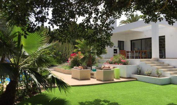 Villa in Adeje,  Playa Paraiso, 180 m2, fully furniture, garden, terrace, garage, parking   | 123801-570x340-jpg