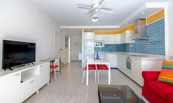 Piso en Adeje,  Torviscas Bajo, 62 m2, con mueble, terraza   | 4