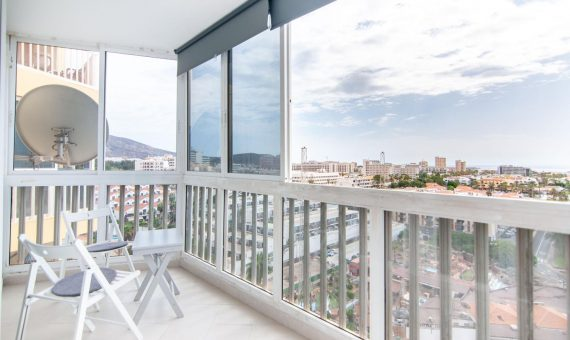 Apartment in Arona,  Las Americas, 62 m2, fully furniture, terrace   | 1