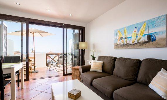 Apartment in Adeje,  Playa Paraiso, 80 m2, fully furniture, terrace   | 1