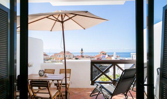 Apartment in Adeje,  Playa Paraiso, 80 m2, fully furniture, terrace   | 2
