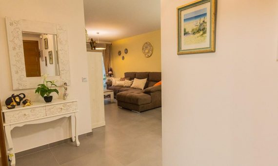 Apartment in Granadilla,  El Medano, 60 m2, terrace, garage, parking   | 2