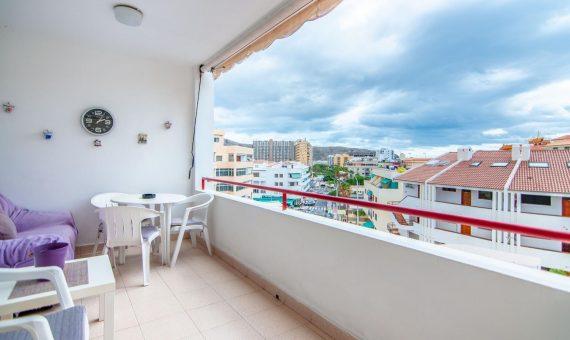 Apartment in Arona, city Los Cristianos, 78 m2, fully furniture, garden, terrace   | 124523-570x340-jpg