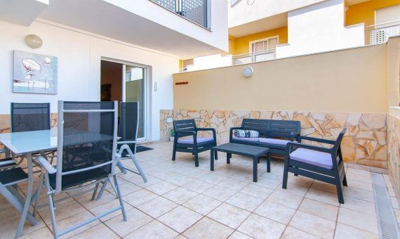 Townhouse in Adeje,  El Madroñal, 193 m2, fully furniture, terrace, balcony, garage, parking   | 2