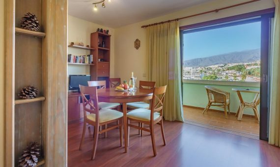 Apartment in Arona,  Las Americas, 69 m2, fully furniture, terrace, balcony   | 3