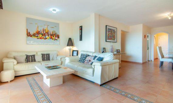 Villa in Arona,  Chayofa, 124 m2, fully furniture, terrace, garage, parking     4