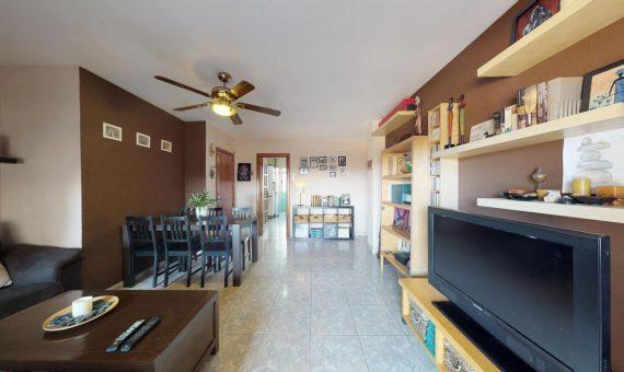 Apartment in Arona, city Los Cristianos, 90 m2, fully furniture, terrace   | 125304-570x340-jpg