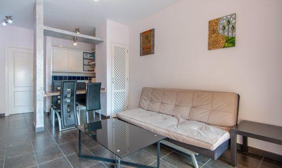 Apartment in Adeje,  Torviscas Bajo, 40 m2, fully furniture, terrace   | 4