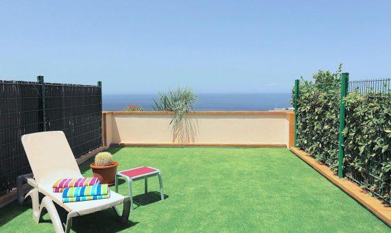 Casa adosada en Santiago del Teide,  Playa la Arena, 171 m2, con mueble, terraza, garaje, aparcamento, aparcamento   | 3