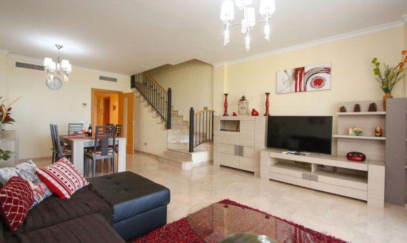Townhouse in Santiago del Teide,  Playa la Arena, 171 m2, fully furniture, terrace, garage, parking   | 4
