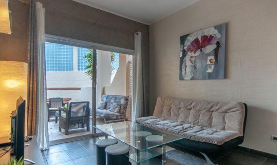 Apartment in Adeje,  Playa de Fañabe, 40 m2, fully furniture, terrace   | 125649-570x340-jpg
