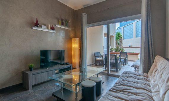 Apartment in Adeje,  Playa de Fañabe, 40 m2, fully furniture, terrace   | 3