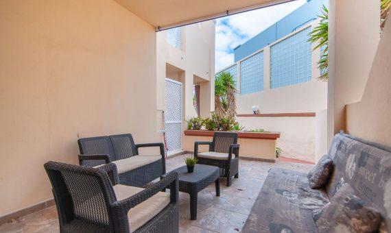 Apartment in Adeje,  Playa de Fañabe, 40 m2, fully furniture, terrace   | 4