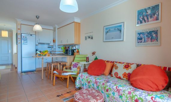 Piso en Granadilla,  El Medano, 85 m2, con mueble, terraza   | 4