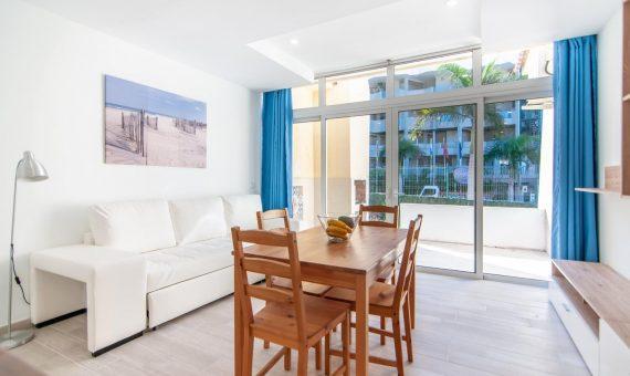 Apartment in Adeje,  Torviscas Bajo, 50 m2, fully furniture, terrace   | 4