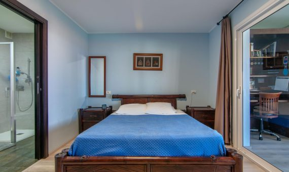 Townhouse in Adeje, city Callao Salvaje, 200 m2, fully furniture, garden, terrace   | 125871-570x340-jpg