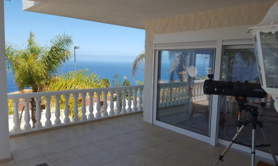 Villa in El Sauzal, 332 m2, fully furniture, garden, terrace, balcony, garage, parking   | 4