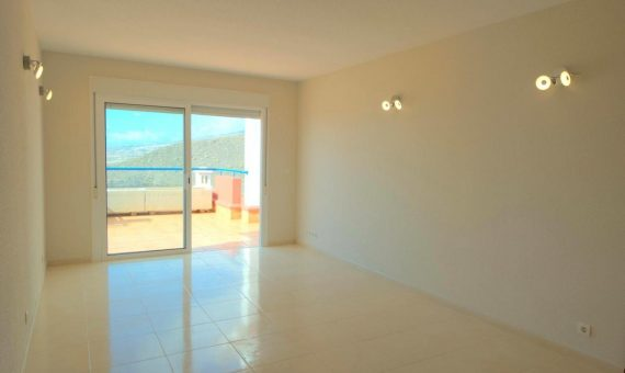 Apartment in Adeje,  Roque del Conde, 74 m2, terrace, garage, parking   | 2