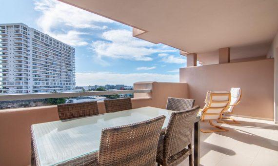 Apartment in Adeje,  Playa Paraiso, 60 m2, fully furniture, terrace, garage, parking   | 126069-570x340-jpg