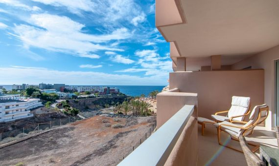 Apartment in Adeje,  Playa Paraiso, 60 m2, fully furniture, terrace, garage, parking   | 1