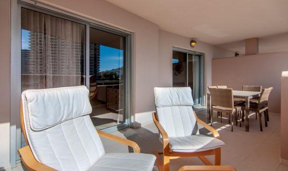 Apartment in Adeje,  Playa Paraiso, 60 m2, fully furniture, terrace, garage, parking   | 2