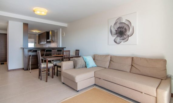 Apartment in Adeje,  Playa Paraiso, 60 m2, fully furniture, terrace, garage, parking   | 3