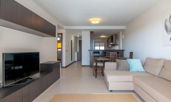 Apartment in Adeje,  Playa Paraiso, 60 m2, fully furniture, terrace, garage, parking   | 4