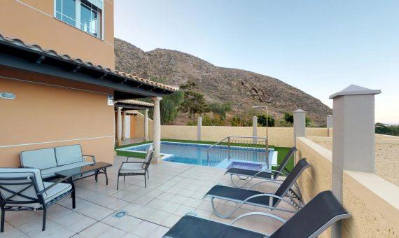 Вилла в Арона,  Лос-Кристианос, 300 м2, с мебелью, террасса, гараж   | 4
