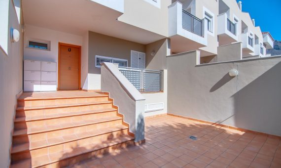 Townhouse in Adeje,  El Madroñal, 172 m2, fully furniture, terrace, garage, parking   | 1
