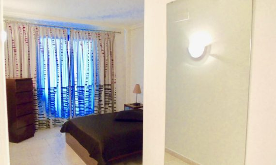Apartment in Santiago del Teide,  Puerto Santiago, 87 m2, fully furniture, terrace   | 2