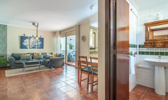 Casa adosada en Granadilla,  El Medano, 176 m2, con mueble, terraza, garaje, aparcamento, aparcamento   | 4