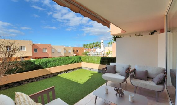 Townhouse in Adeje,  El Madroñal, 222 m2, garden, terrace, garage, parking   | 1