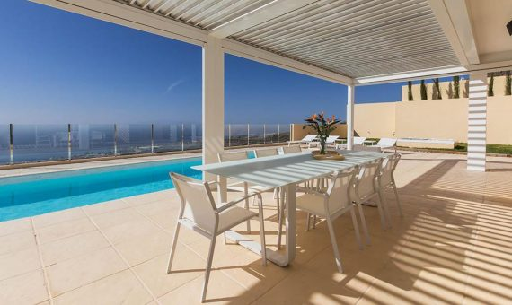 Villa in Adeje,  Roque del Conde, 440 m2, fully furniture, terrace, garage, parking   | 1