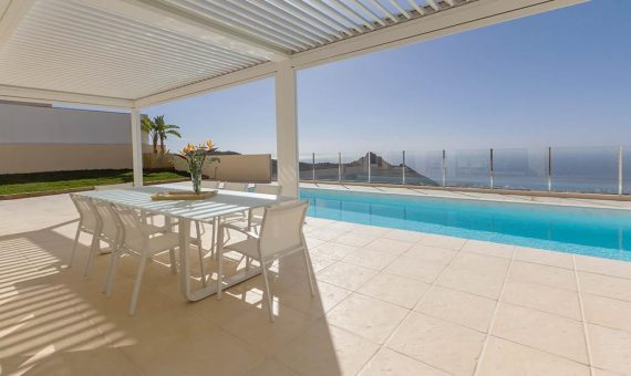 Villa in Adeje,  Roque del Conde, 440 m2, fully furniture, terrace, garage, parking   | 4